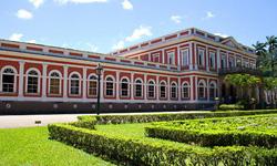 Museo Imperial de Petrópolis. Descubre los alrededores de Río de Janeiro mientras aprendes portugués con la escuela de portugués Rio & Learn en Brasil