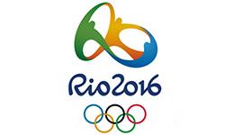 Logo de los juegos olímpicos de Rio de Janeiro 2016. Aprende portugués en Brasil mientras disfrutas de las olimpiadas con la escuela de portugués Rio&Learn