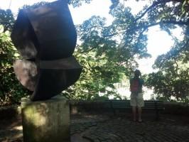 monumento, parque municipal da catacumba, lagoa, rodrigo de freitas, rio de janeiro, brasil, learn Portuguese and discover Rio de Janeiro with RioLIVE! Activities by Rio&Learn Portuguese School.