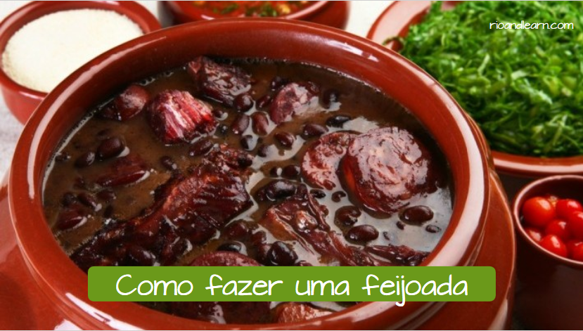 How to make a Feijoada