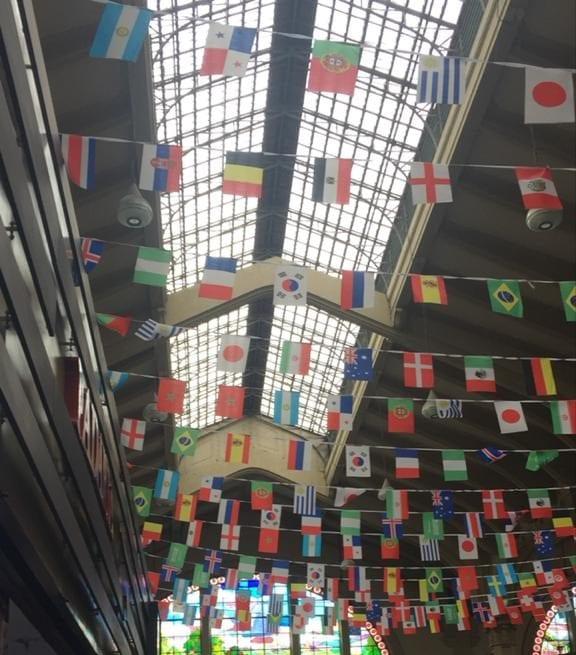 São Paulo and cultural diversity.