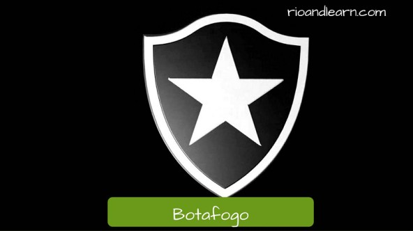 Botafogo is one of the most important football teams in Rio