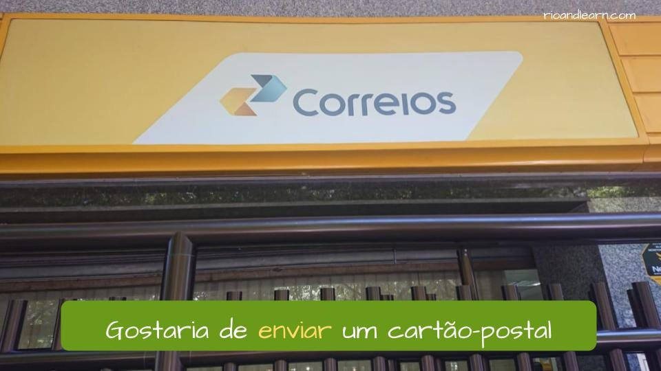 Brazilian Post Office : Correio