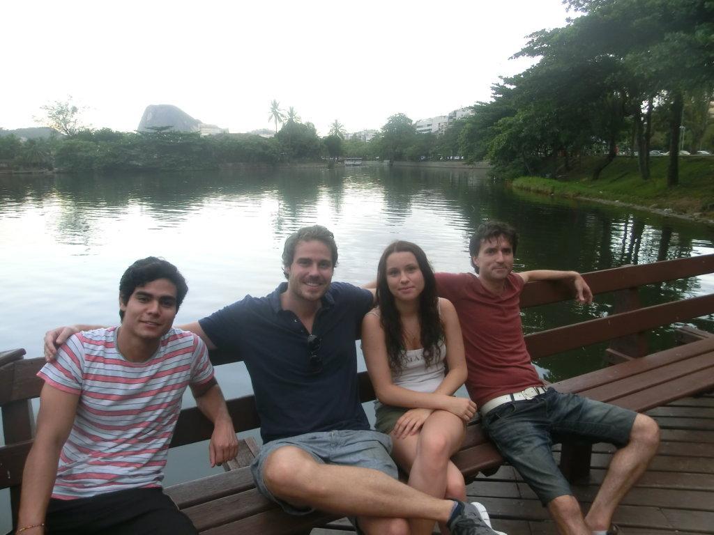 Walking through Lagoa and its amazing landscape