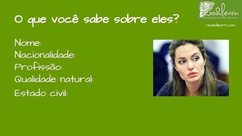 conjugate verb ser in portuguese. O que você sabe sobre eles?