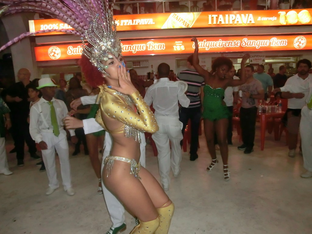 Samba at Salgueiro