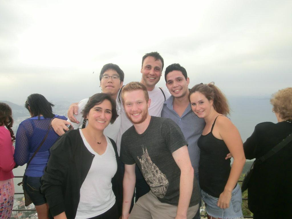 Brazilian Portuguese Students in Rio de Janeiro