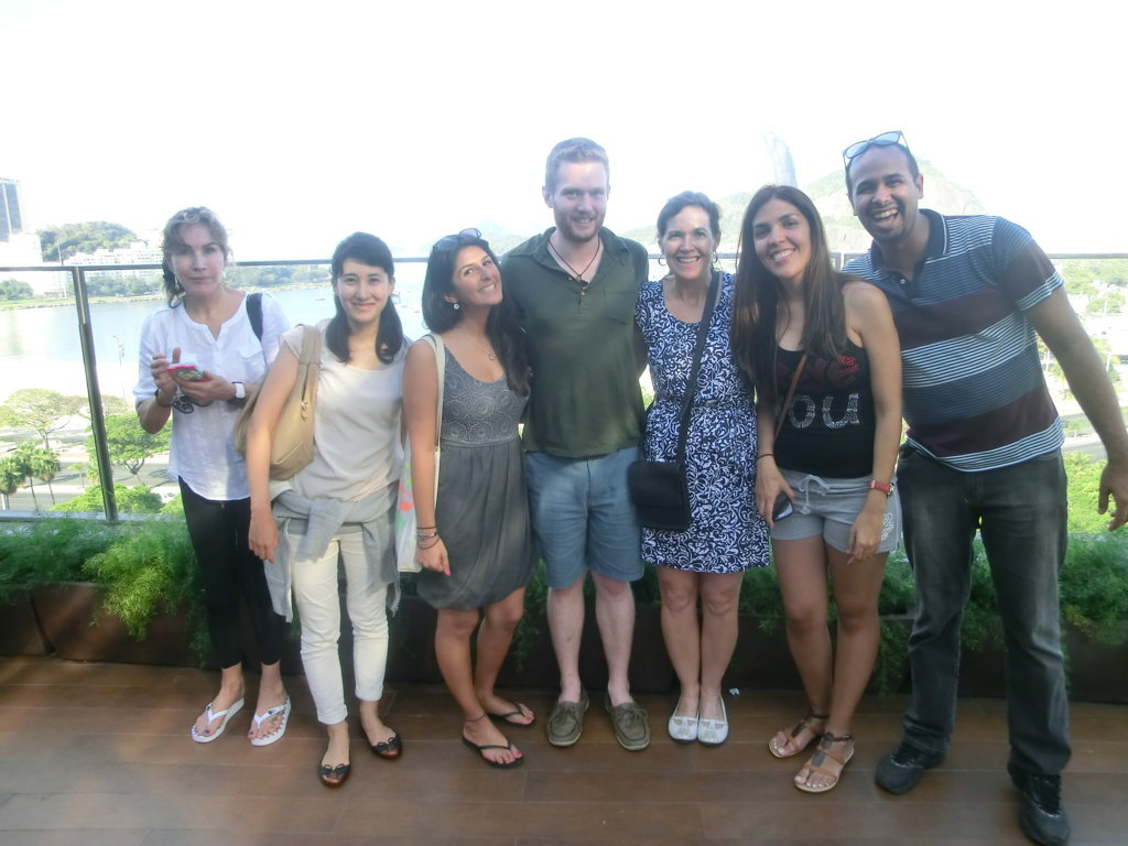 Fun in Botafogo. Learn Portuguese and discover Rio de Janeiro with RioLIVE! Activities by Rio & Learn Portuguese School.