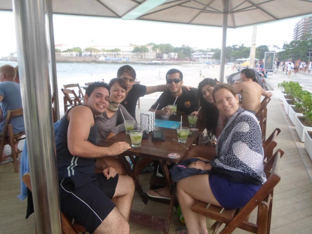Caipirinhas at RioLIVE!