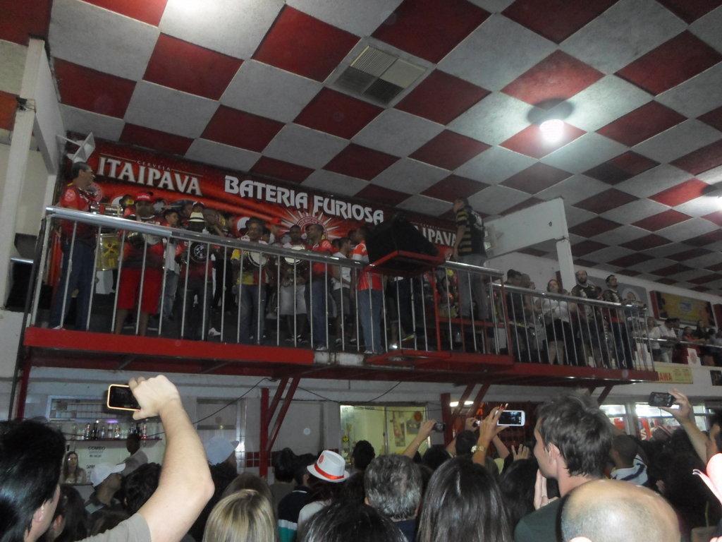 Escuela de samba de salgueiro