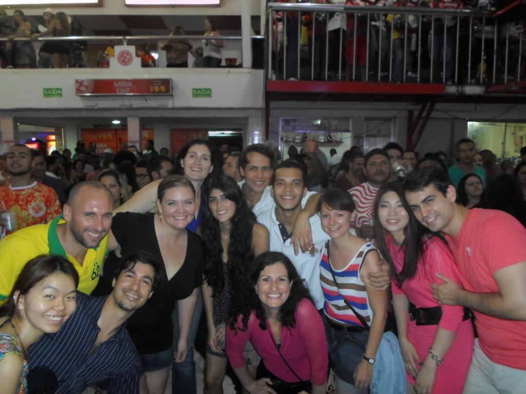 Estudiantes de Rio & Learn en Salgueiro
