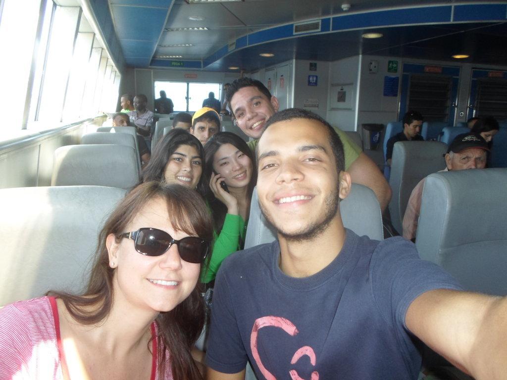 Paseo de barca con Rio & Learn