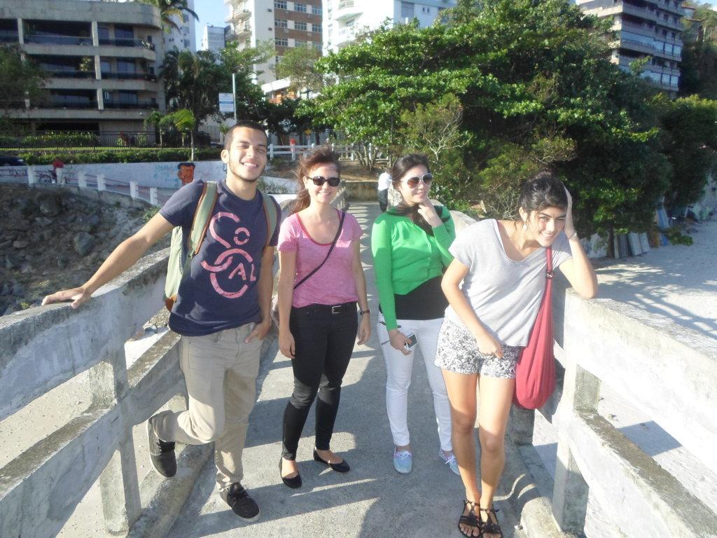 Portuguese in Niterói.