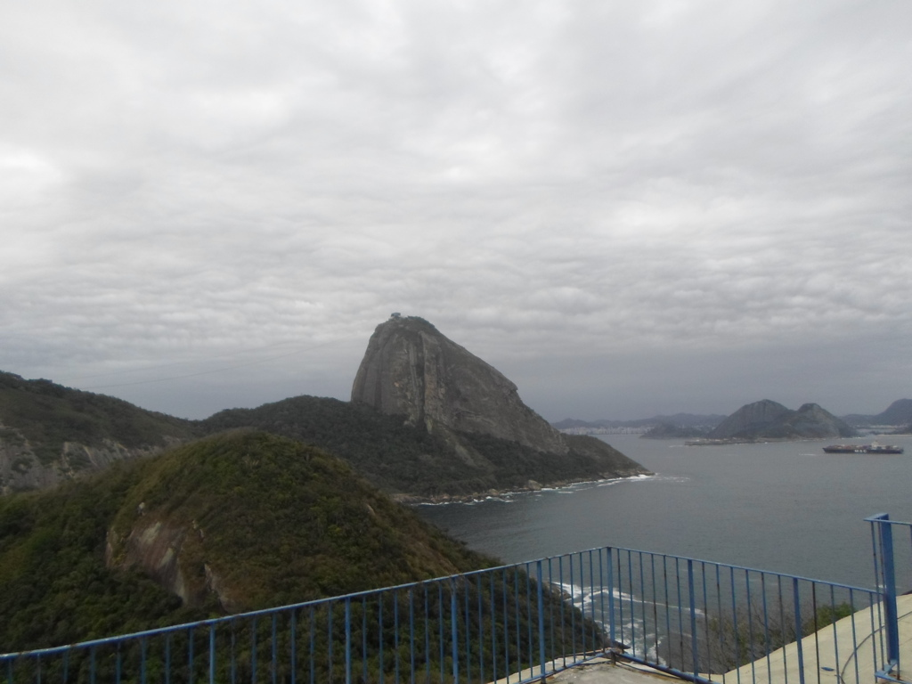 View from Leme Fort with Rio & Learn