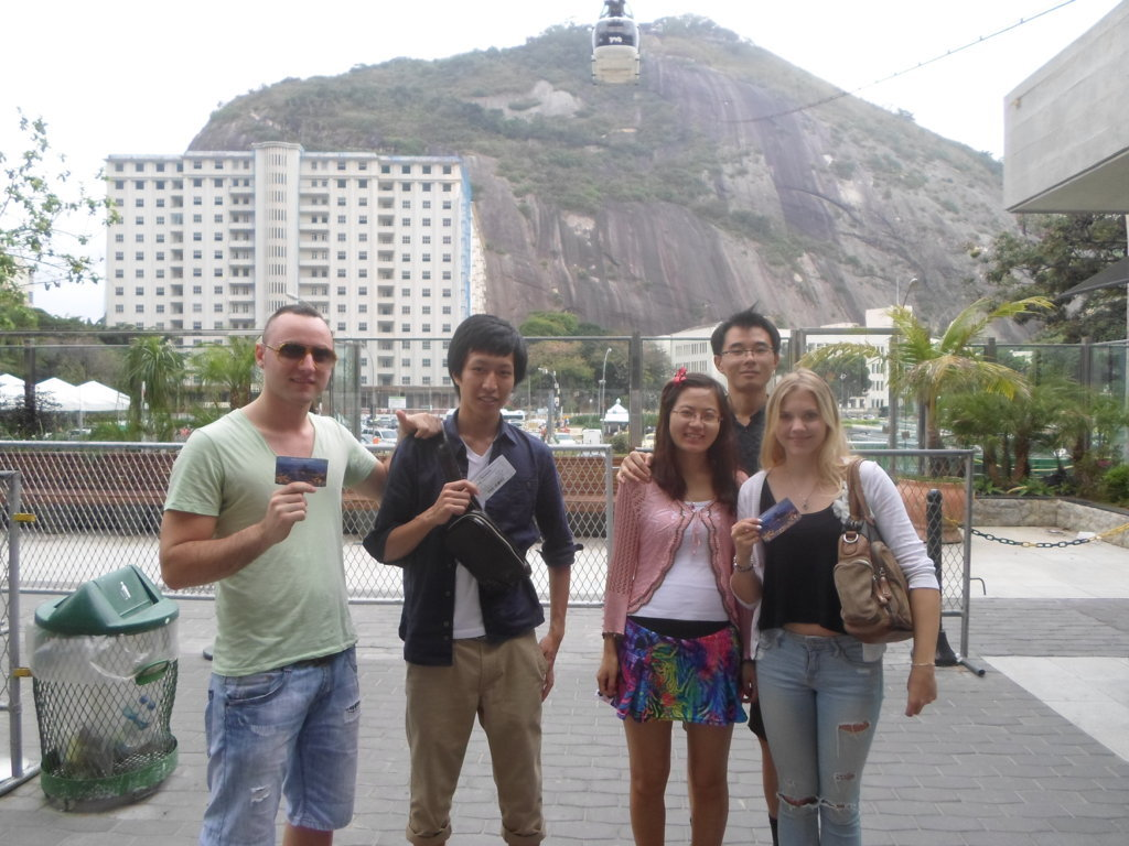 Sugar Loaf with Rio & Learn