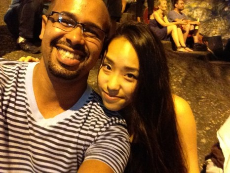 Selfie with Saaya