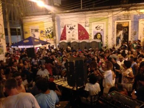 Samba de sexta