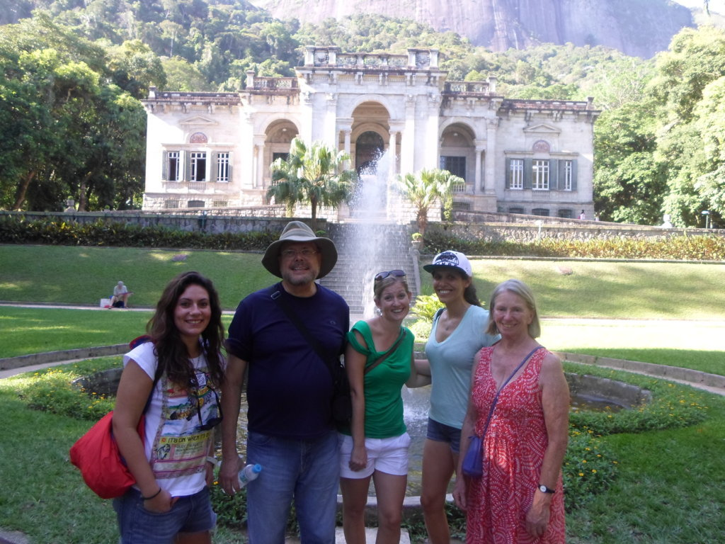 Rio & Learn at Parque Lage