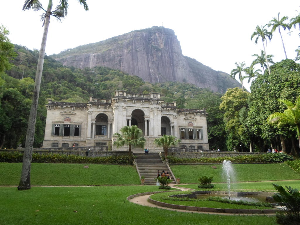 Parque Lage beautiful view