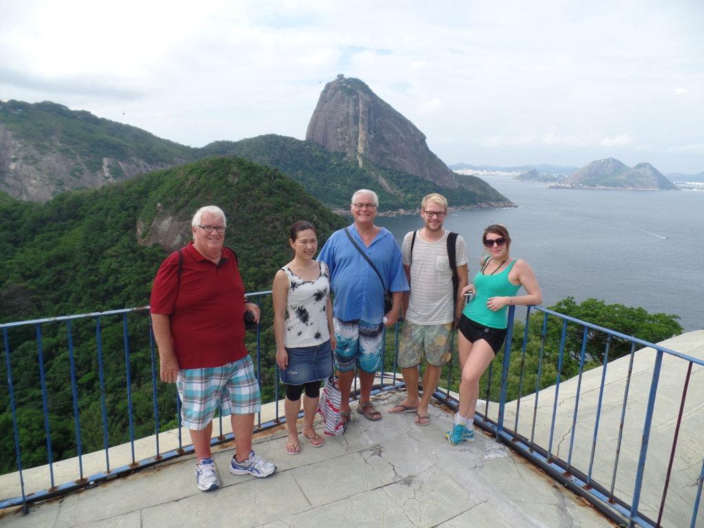 Beautiful Forte do Leme. Rio de Janeiro, Brasil.