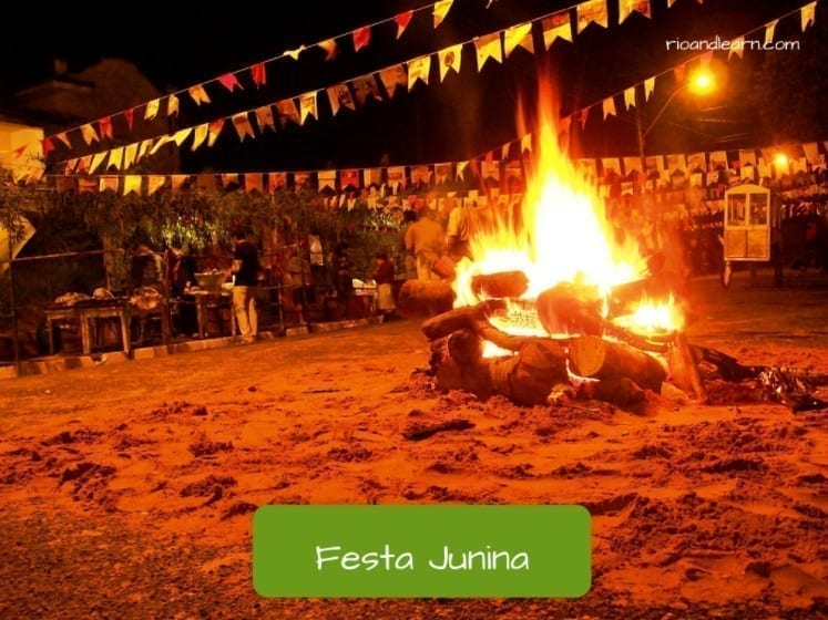 Festa Junina in Brazil