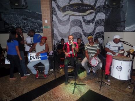 Carioca night at Espetto Carioca.