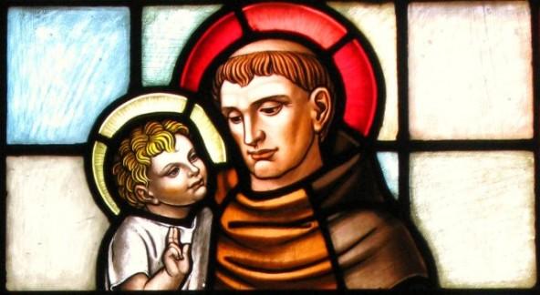 Santo Antônio - O santo casamenteiro.