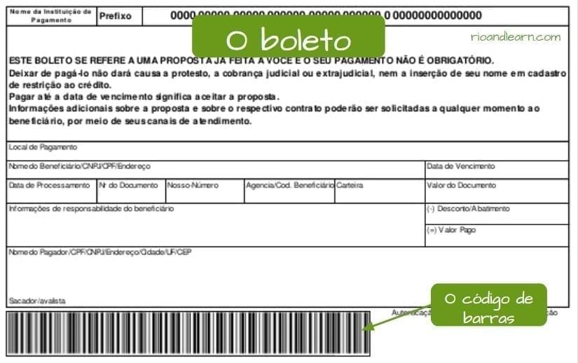 Formas de Pago en Brasil