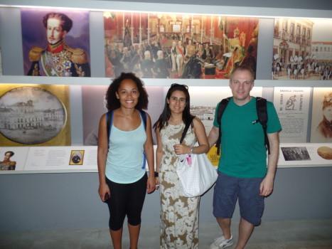 Fun at Historical Center