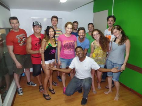 Funny Samba Class.