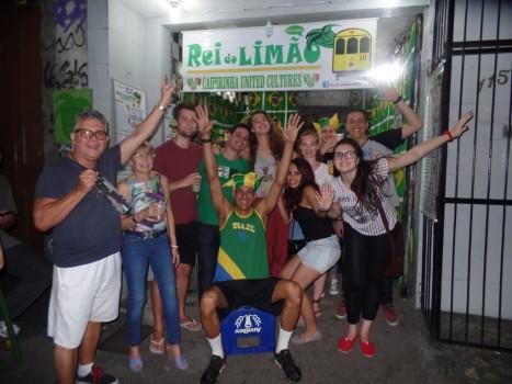 Caipirinha Class at Lapa.