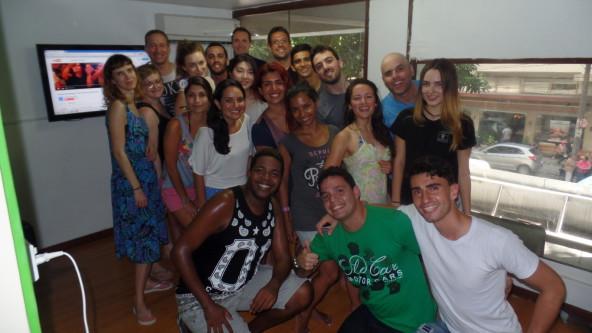 Dance at Rio & Learn.
