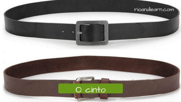 Accessories for men and women. O cinto: the belt. Cinto do couro masculino preto com fivela de metal e cinto de couro feminino marrom com fivela de metal e couro.