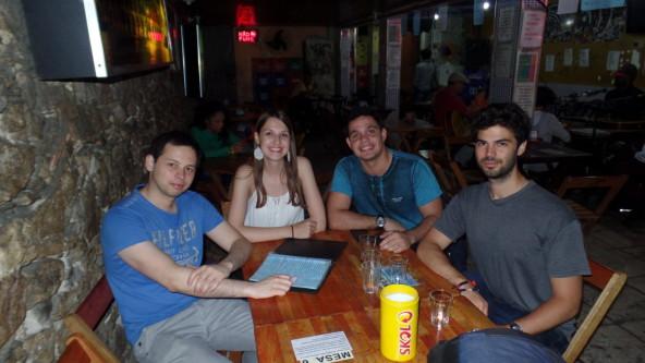 Students at Vaca Atolada.