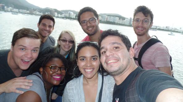 Selfie at Urca.