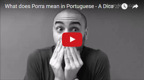 what does poha mean in portuguese