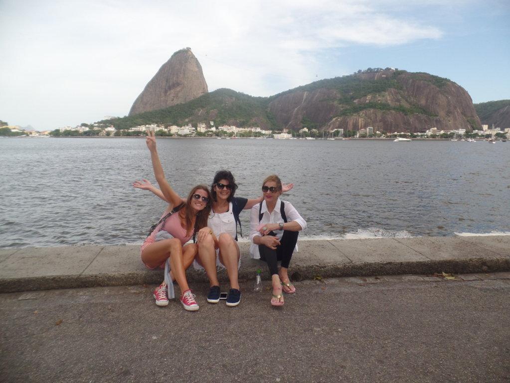 Beautiful sights in Botafogo.