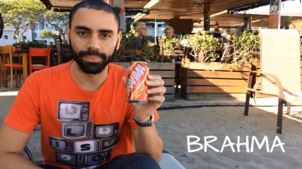 La cerveza más Popular en Brasil. Brahma es la cerveza más vendida en Brasil.