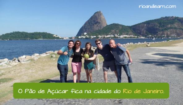 Rio de Janeiro, una de las ciudades más importantes de Brasil.