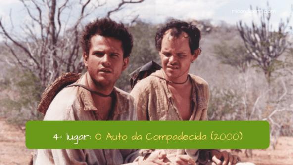 Las 10 mejores películas brasileñas: 4- O auto da compadecida