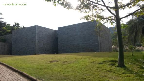 Inhotim, Minas Gerais.