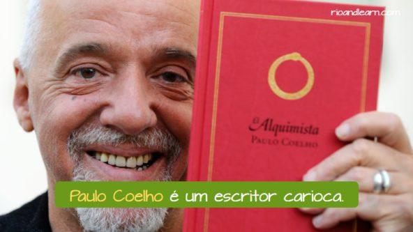Who is Paulo Coelho. Paulo Coelho é um escrito carioca.