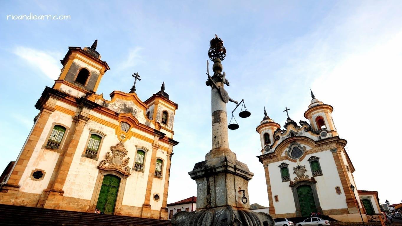 Mariana, Minas Gerais.