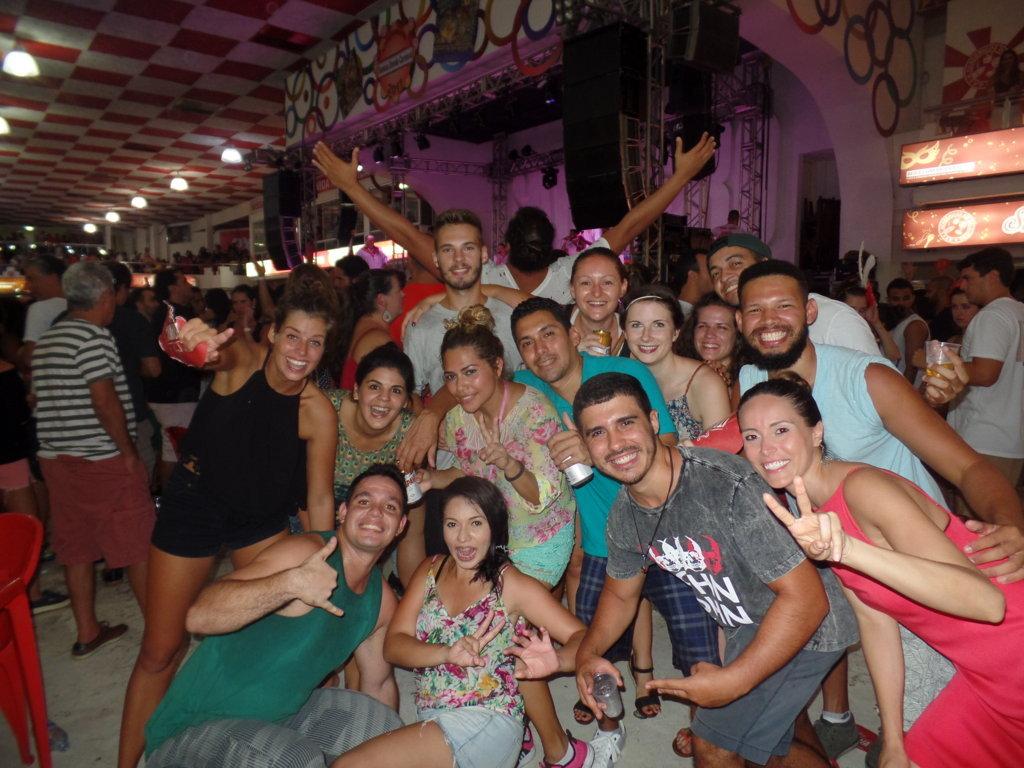 Samba, Portuguese and Fun.