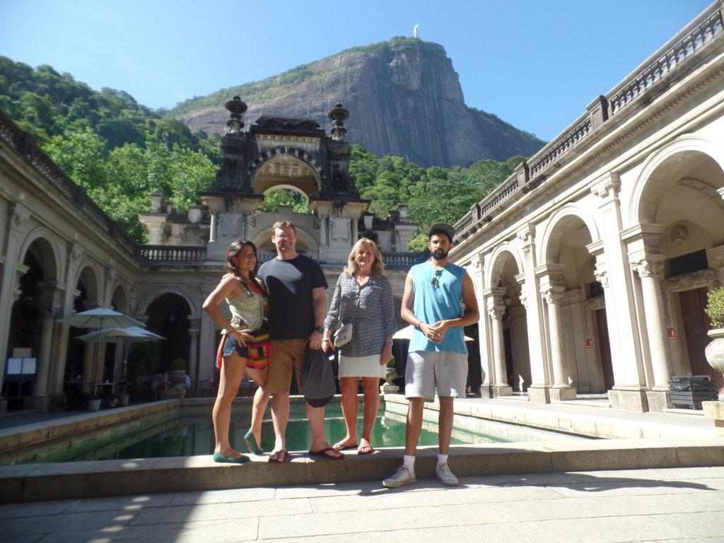 Portuguese, Architecture and Nature.