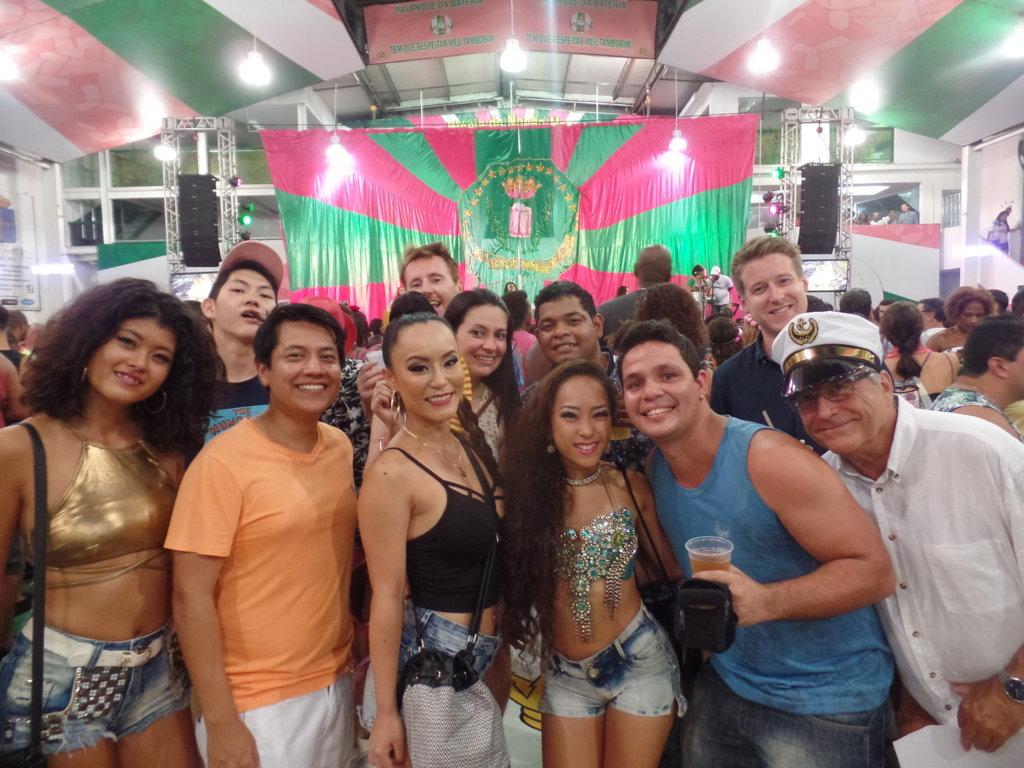RioLIVE! at Mangueira.