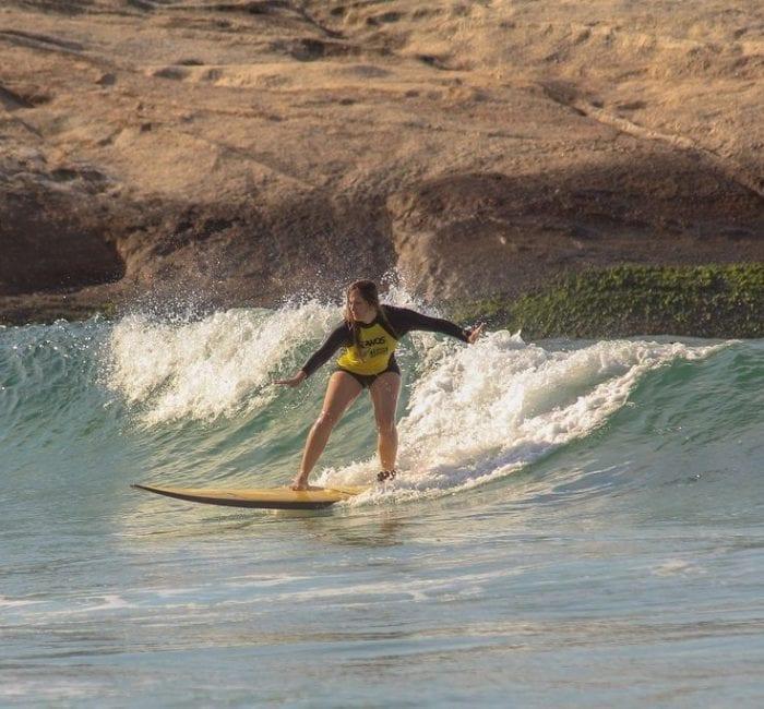 Surf en Río de Janeiro con Rio & Learn.