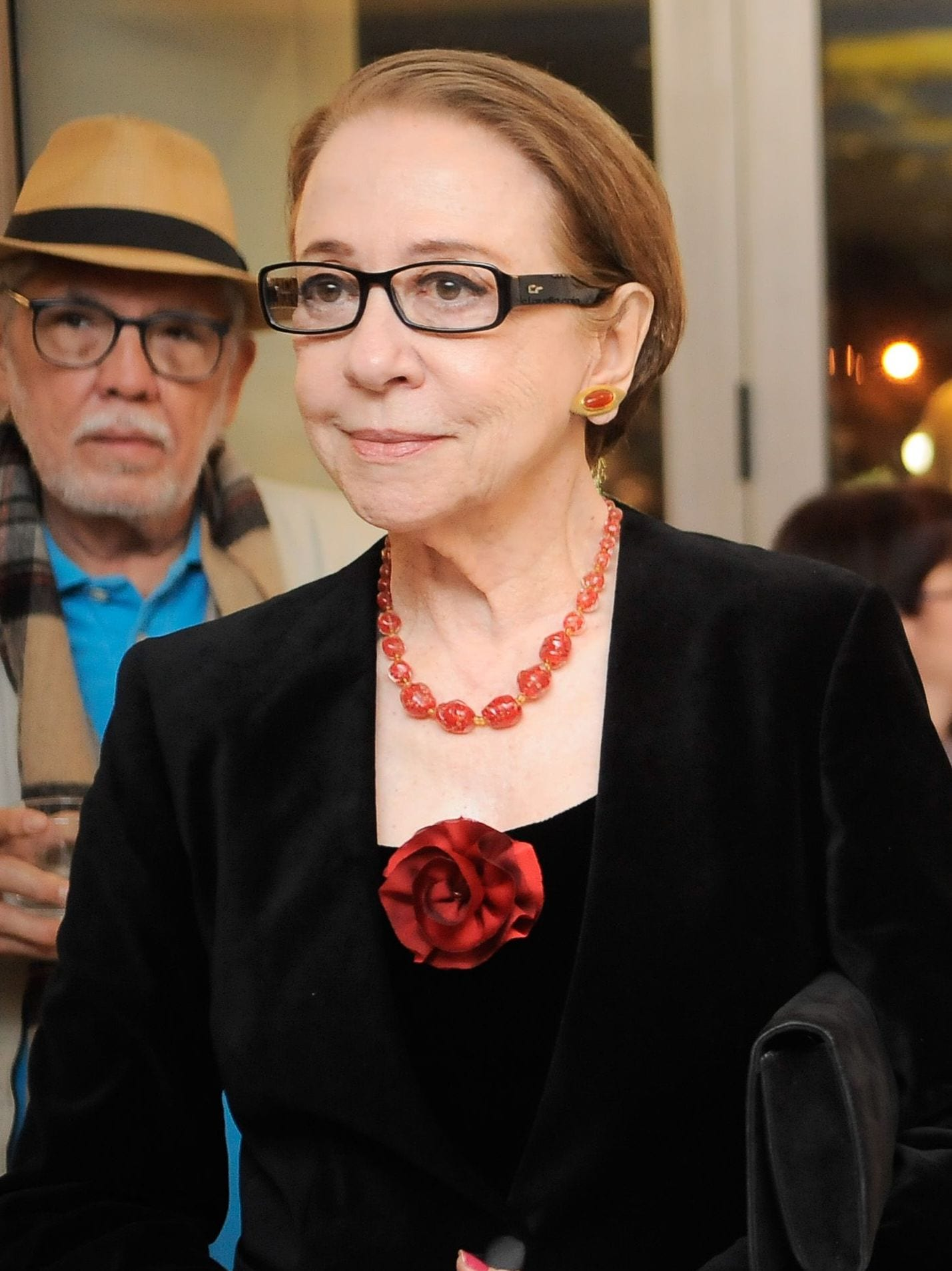 Women's Day in Brazil. Mulheres poderosas of Brazil. Fernanda Montenegro: the most iconic actress in Brazil.