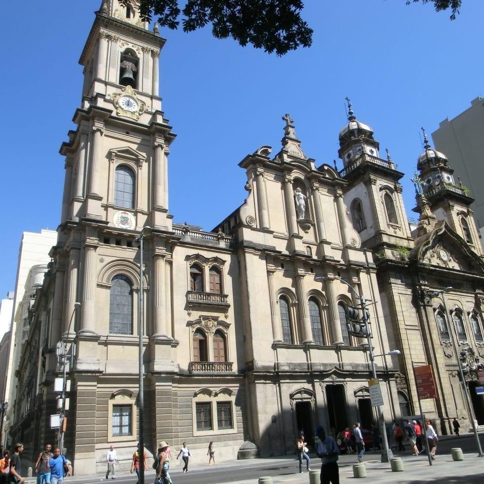 Rio de Janeiro City Center church
