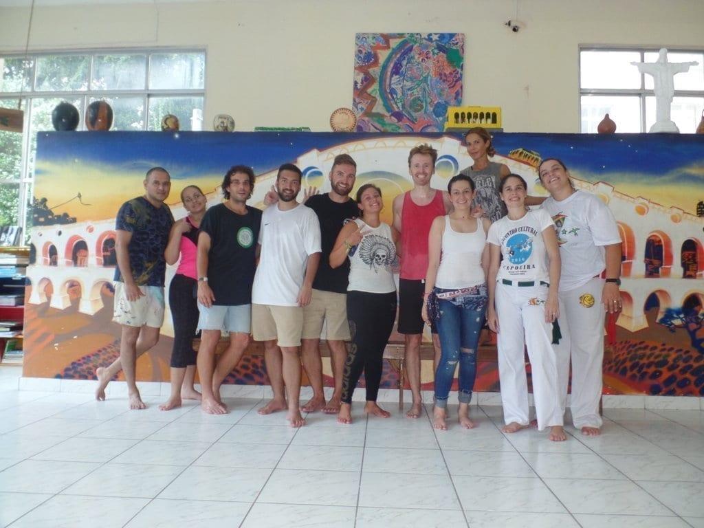 Capoeira Swing.